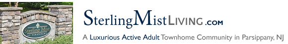 Sterling Mist in Parsippany NJ Morris County Parsippany New Jersey MLS Search Real Estate Listings Homes For Sale Townhomes Townhouse Condos   Sterling Mist Parsippany   Sterling Mists